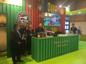Participación en la Feria Meat Attraction 2018